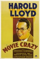 Movie Crazy movie poster (1932) picture MOV_29ef496d