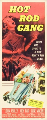 Hot Rod Gang movie poster (1958) poster MOV_29ef639f