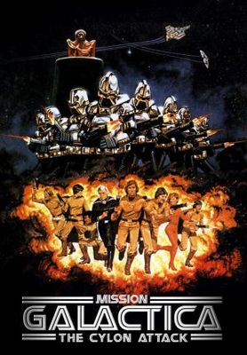 Battlestar Galactica movie poster (2003) poster MOV_29f6de14