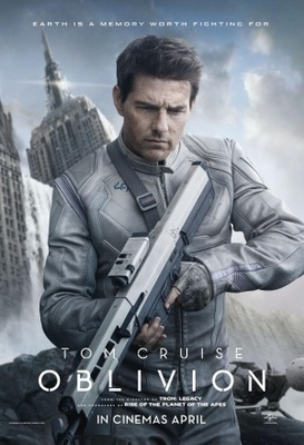 Oblivion movie poster (2013) poster MOV_29f7481d