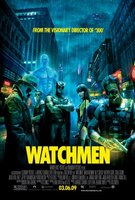 Watchmen movie poster (2009) picture MOV_29f9c455