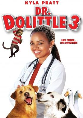 Dr Dolittle 3 movie poster (2006) poster MOV_29fba66d