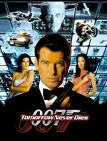 Tomorrow Never Dies movie poster (1997) picture MOV_bed73ad2