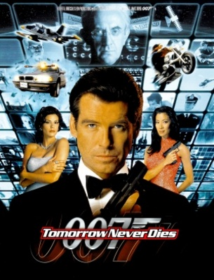 Tomorrow Never Dies movie poster (1997) poster MOV_2a027eda