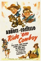 Ride 'Em Cowboy movie poster (1942) picture MOV_2a094320