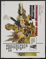 Raid on Rommel movie poster (1971) picture MOV_2a0b665e