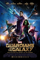 Guardians of the Galaxy movie poster (2014) picture MOV_2a13ec7d