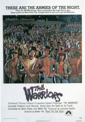 The Warriors movie poster (1979) poster MOV_2a14dcf1
