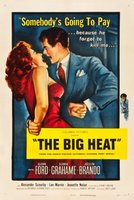 The Big Heat movie poster (1953) picture MOV_2a1504d1