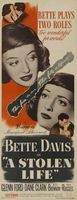 A Stolen Life movie poster (1946) picture MOV_2a1932cc