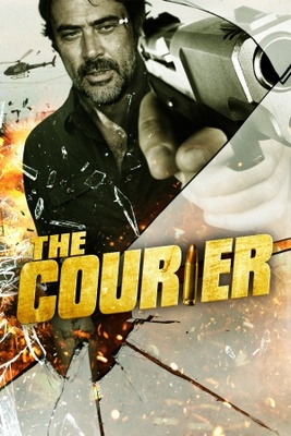 The Courier movie poster (2012) poster MOV_2a2d76e7