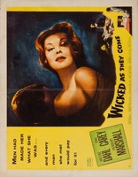 Wicked as They Come movie poster (1956) picture MOV_2a2d85d3