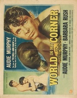 World in My Corner movie poster (1956) picture MOV_2a2d997b