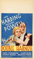 Double Harness movie poster (1933) picture MOV_2a2e906d
