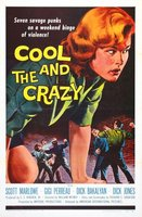 The Cool and the Crazy movie poster (1958) picture MOV_2a30aa46