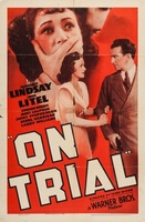 On Trial movie poster (1939) picture MOV_2a3379da