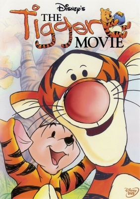 The Tigger Movie movie poster (2000) poster MOV_2a358f9c