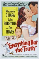 Everything But the Truth movie poster (1956) picture MOV_2a38ff43