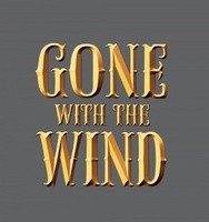 Gone with the Wind movie poster (1939) picture MOV_2a3fc2f9
