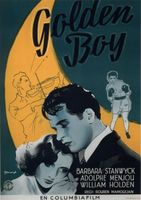 Golden Boy movie poster (1939) picture MOV_2a45c198