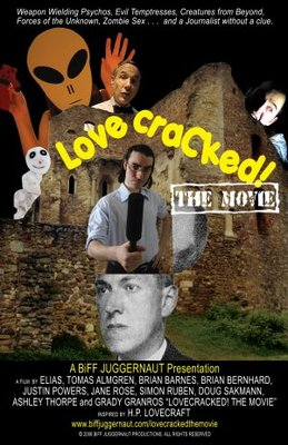 LovecraCked! The Movie movie poster (2006) poster MOV_2a48f0a9