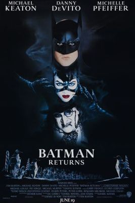 Batman Returns movie poster (1992) poster MOV_2a4d0838