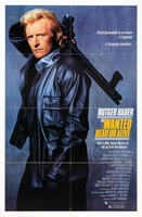 Wanted Dead Or Alive movie poster (1987) picture MOV_2a50e81f