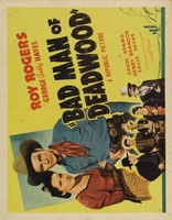 Bad Man of Deadwood movie poster (1941) picture MOV_2a55e547