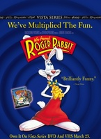 Who Framed Roger Rabbit movie poster (1988) picture MOV_2a5c2325