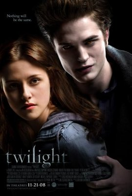 Twilight movie poster (2008) poster MOV_2a5cc1e5