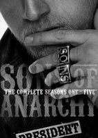 Sons of Anarchy movie poster (2008) picture MOV_2a5d76ee