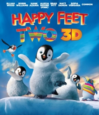 Happy Feet Two movie poster (2011) poster MOV_2a5f2917