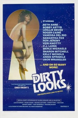 Dirty Looks movie poster (1982) poster MOV_2a679e84