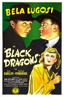 Black Dragons movie poster (1942) picture MOV_2a72cac7