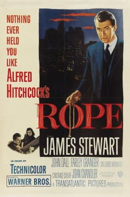 Rope movie poster (1948) poster MOV_2a740ab8