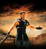 Gladiator movie poster (2000) picture MOV_2a76d3f8