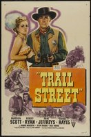 Trail Street movie poster (1947) picture MOV_2a78990e