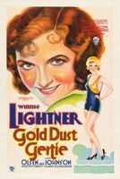 Gold Dust Gertie movie poster (1931) picture MOV_2a8533bf