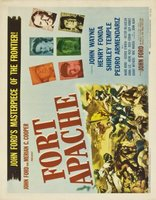 Fort Apache movie poster (1948) picture MOV_2a85f03b