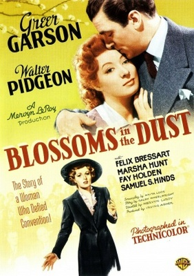 Blossoms in the Dust movie poster (1941) poster MOV_2a88a796