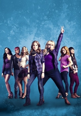Pitch Perfect movie poster (2012) poster MOV_2a8d4b66