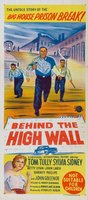 Behind the High Wall movie poster (1956) picture MOV_2a8daabe