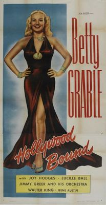 Hollywood Bound movie poster (1947) poster MOV_2a8dc9be