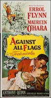 Against All Flags movie poster (1952) picture MOV_97c89866