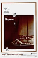 The Arrangement movie poster (1969) picture MOV_2a94a487