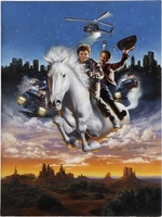 Into the West movie poster (1992) picture MOV_2a9620d9