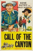 Call of the Canyon movie poster (1942) picture MOV_2a9c2304