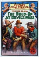 The Hold-Up at Devil's Pass movie poster (1916) picture MOV_2aa073a3