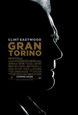 Gran Torino movie poster (2008) poster MOV_2aaa03c9