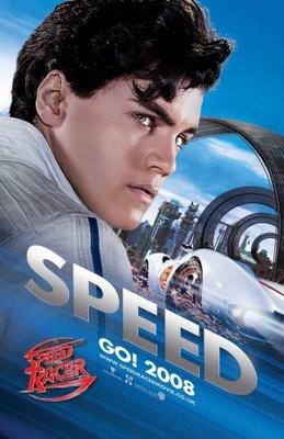Speed Racer movie poster (2008) poster MOV_2aaa443b
